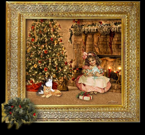 Dans l' Attente de Noël