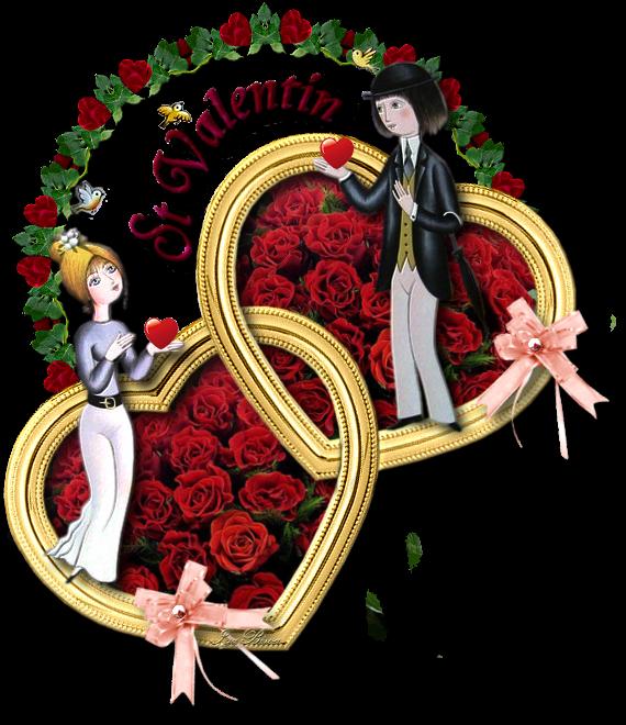 La Fête de Saint Valentin